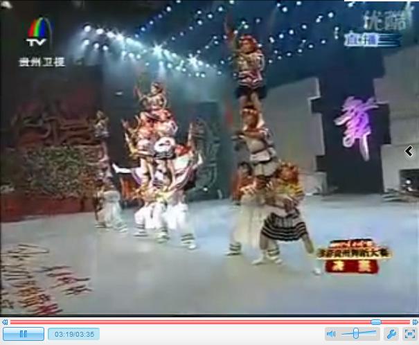 多彩千赢国际舞蹈之——芦笙舞