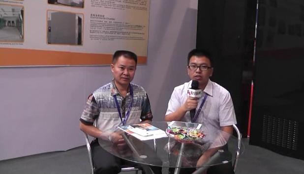 户外广告机领导品牌 迅豹聚能王董专访